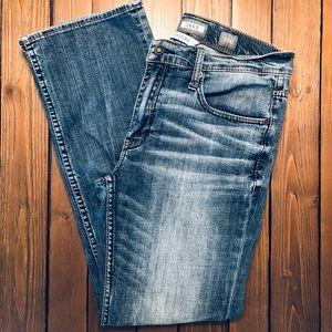 NEVER WORN - BKE Jake Fit Jeans - Bootleg